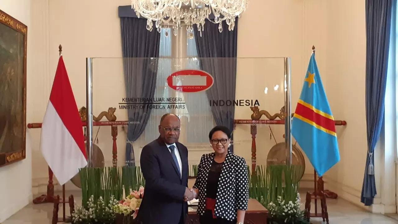 Komira News Produk Ukm Bumn Chino Dark Brown Custom Indonesia And Congo Agree On Three Historical Cooperation